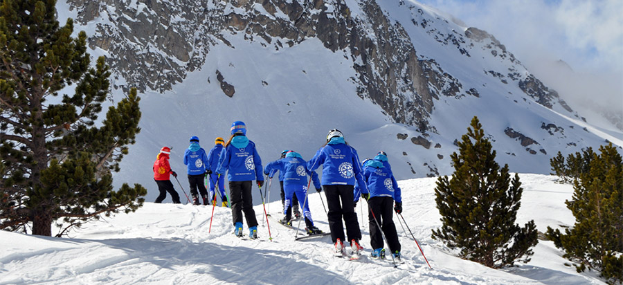 Domingos esqui