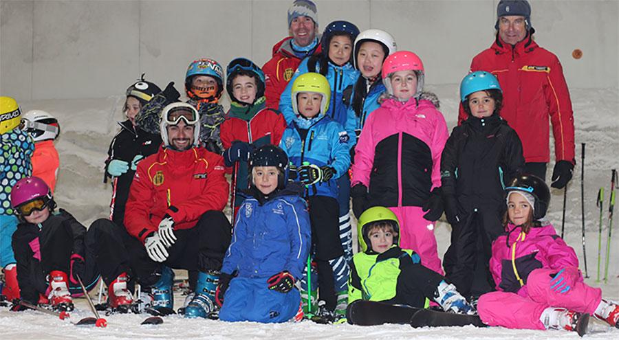 esqui en xanadu