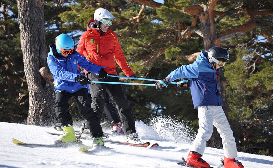 club esqui navacerrada