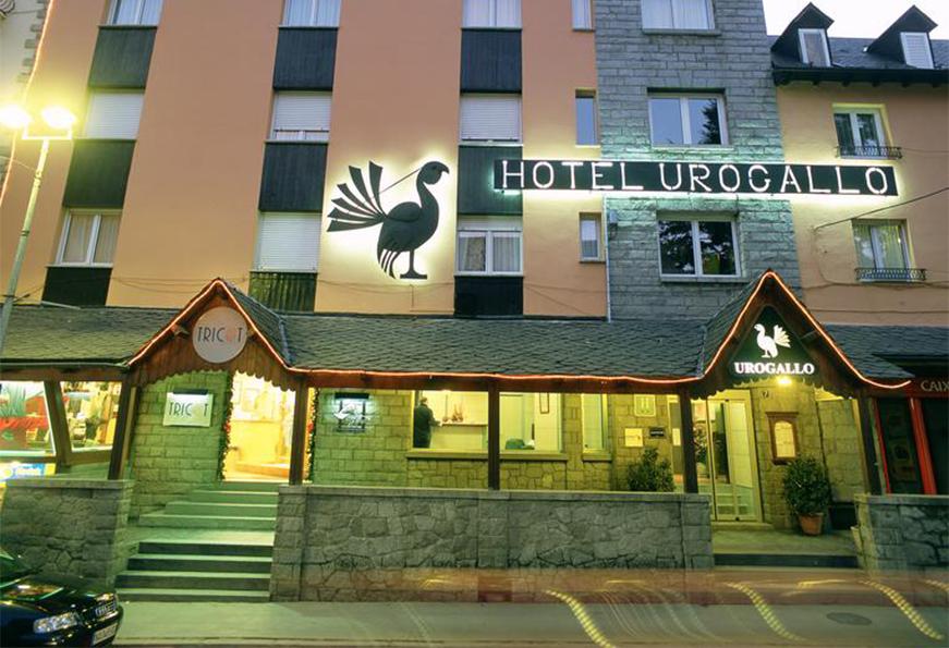 Hotel Urogallo Baqueira-Beret