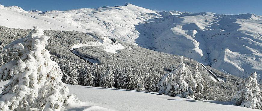 Sierra Nevada Semana Santa 2021